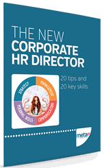 The new corporate HR director