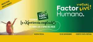 Evento Virtual - Factor Humano