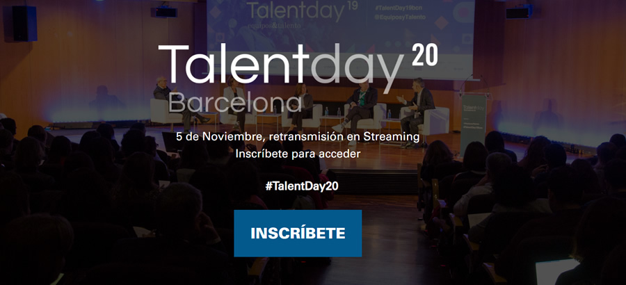 TalentDay20 - Barcelona